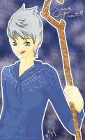 [JackFrost] Doodle. by advancedshiping