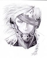 METAL GEAR RISING: REVENGEANCE - Raiden by ppleong
