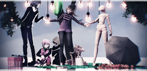 [MMD] Between by AlionaLawliet