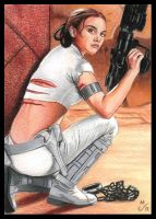 Clones Arena Padme PSC by MJasonReed