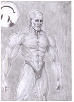 Dr. Manhattan (Watchmen) by Leibo1