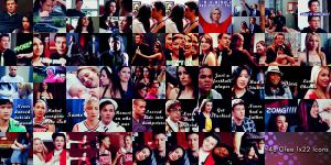 48-Glee 1x22 avatars by Lie74