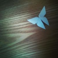 Origami Butterfly by Complicated-J