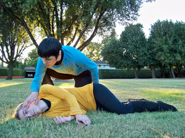 Star Trek Mind Rape by HimeNinjaCosplays