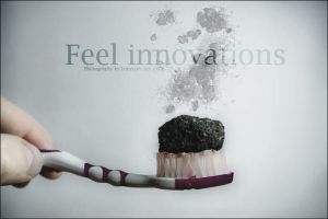 Feel innovation by mudakisa