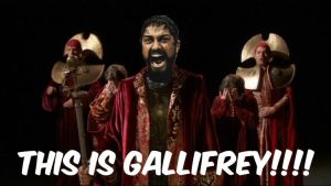 This is Gallifrey by neerai