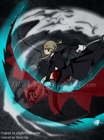 Colored: Maka by I3lack-Sky