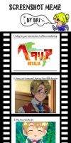 Screenshot Meme - Hetalia by DiedOfEyes