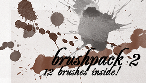Brushes Pack 2 by alinalovato