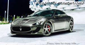Maserati by TGAaurion