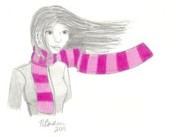 Scarf by Elfmaiden687
