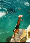 Cliff Diver by fxseven