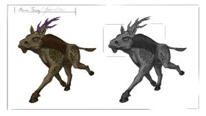 Moose Thing by JOVictory