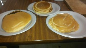 Made some pancakes :3 by SuperSonic124TH