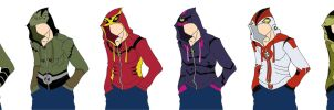 Ben 10 Hoodies 7 by tophphan