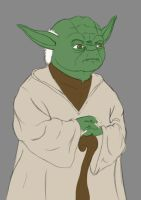 May the Fourth: Yoda by AerialReavers