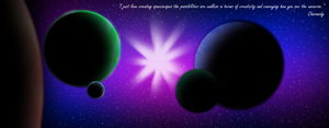 Planets for Charmedy by tulf42