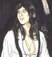 Steve Perry by cozywelton