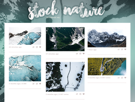 +Stock Nature Pack by Oceandeeps
