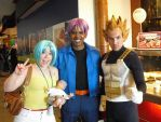 The Vegeta-Briefs Family by R-Legend