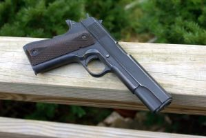 Colt 1911 by Matsucorp