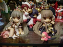Chobits in 3-D Land by Mako-chan89