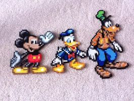 Disney Perler Beads by TheBeadLord