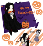Happy Halloween by jessicacicca