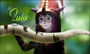 Lulu - Disney Version by DomaiCreations