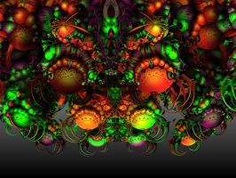 asurfmod1 V Quadrat 3D Bulb Chaos by Billy-X85