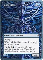 Magic Card Alteration: Mulldrifter 10-2 by Ondal-the-Fool