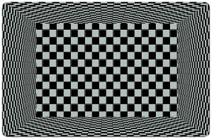 checkered 3D by Wretched--Stare