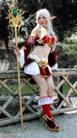 Lineage II: meeting point by YurikoSeira