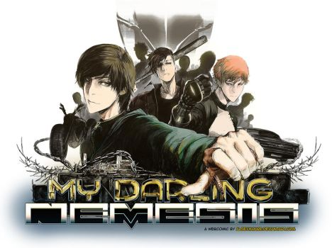 My Darling Nemesis - Webcomic cover by Alseymoure