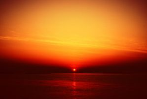 One perfect sunset.. by dimitarmisev