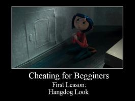 Coraline Cheating Course by Thedragonoflife