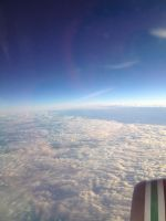 Above the Clouds by Avalonfang4
