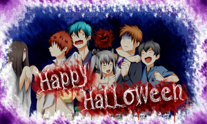 Happy Halloween by icoco1997