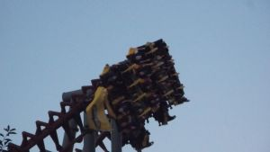 Firehawk @ Kings Island by CeroCraft
