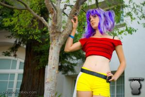 Noriko from Gravitation 1 by ProjectValentine