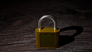 Lock WIP (Closed) by Mikey-Spillers