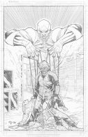 The Strange Talent of Luther Strode by Mulv