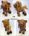 Fili Pony by balletvamp