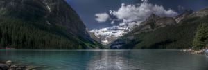 Lake Louise Pano 6293 by schon