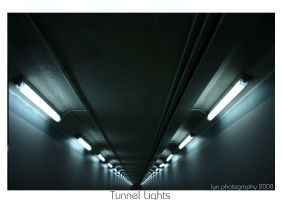 Tunnel Lights by yourloveleaves
