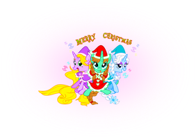 MLP Happy Hearts' Warming Eve by MeganLovesAngryBirds