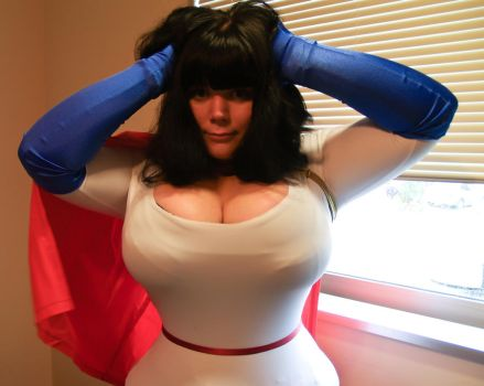 Power Girl by underbust