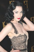 Dita von Teese 4 by Hollinger