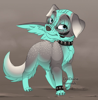 Defender Puppy 1 by Hero-Adopts