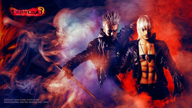 Sons Of Sparda (LeonChiro) by Soldream